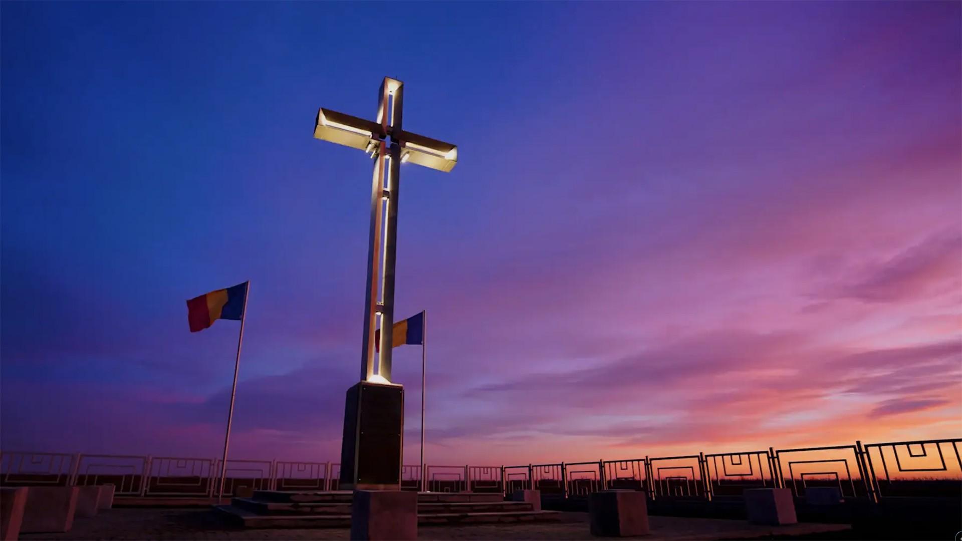 Monument cruce