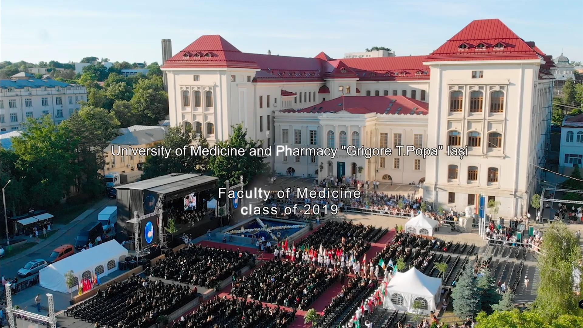 UMF absolvire 2019